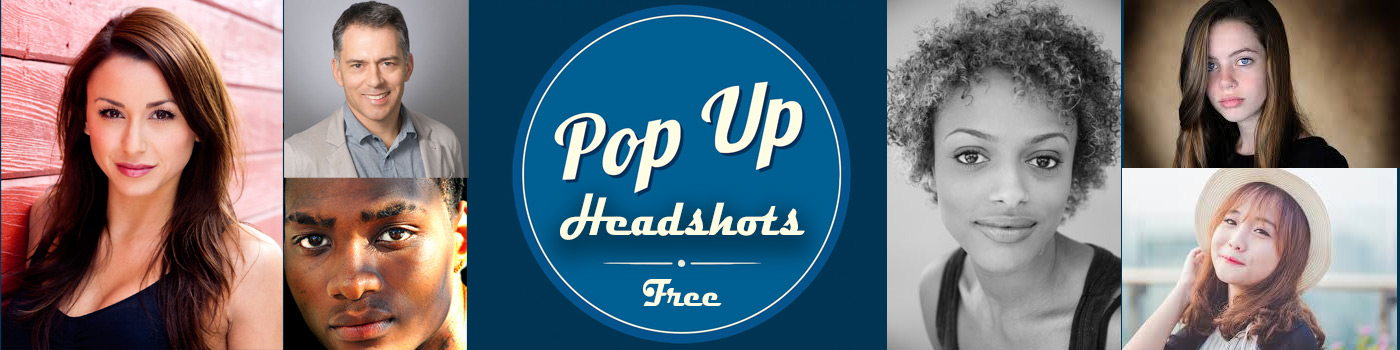 Free Pop Up Headshots