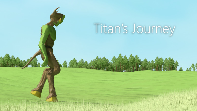 titans journey
