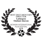 Newark International Film Festival's 2018 Best Doc Award