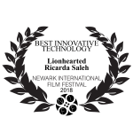 Newark International Film Festival's 2018 Best Innovative Tech Award