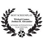 Newark International Film Festival's 2018 Best Screenplay Award