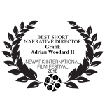 Newark International Film Festival's 2018 Best Short Narrative Director