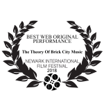 Newark International Film Festival's 2018 Best Web Original Performance Award