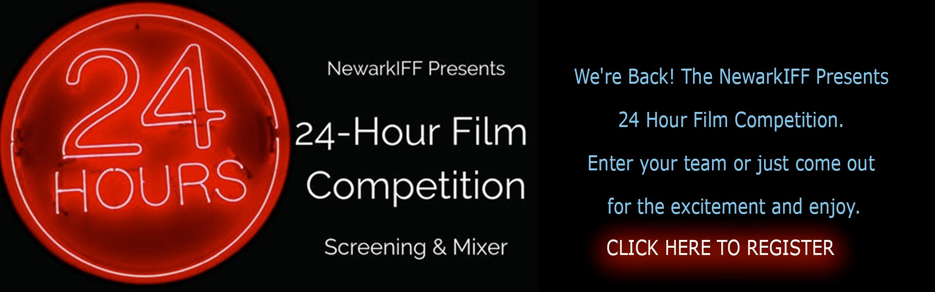Newark International Film Festival's Film Race, 2