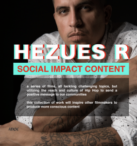 Social Impact with Hezues R